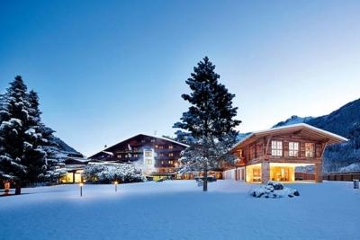 5 star SPA Hotel Jagdhof Neustift Tyrol Austria