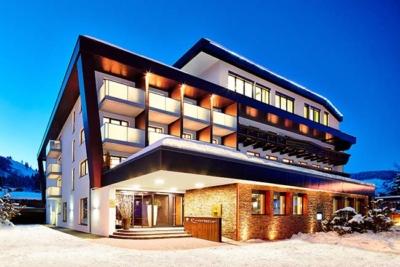 5 star hotel restaurant spa Rosengarten Kirchberg Kitzbuehel Austria