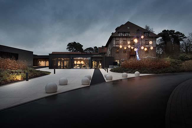 5 star superior hotel Domaine La Butte aux Bois Lanaken Belgium