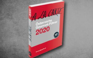 A LA CARTE Restaurantguide 2020