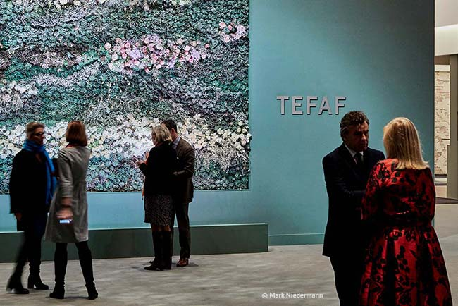 Experience TEFAF Maastricht entree
