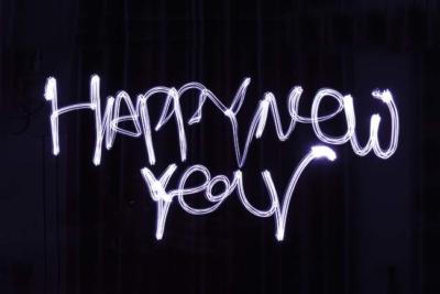 Happy New Year Hotel Rosengarten Tyrol Austria