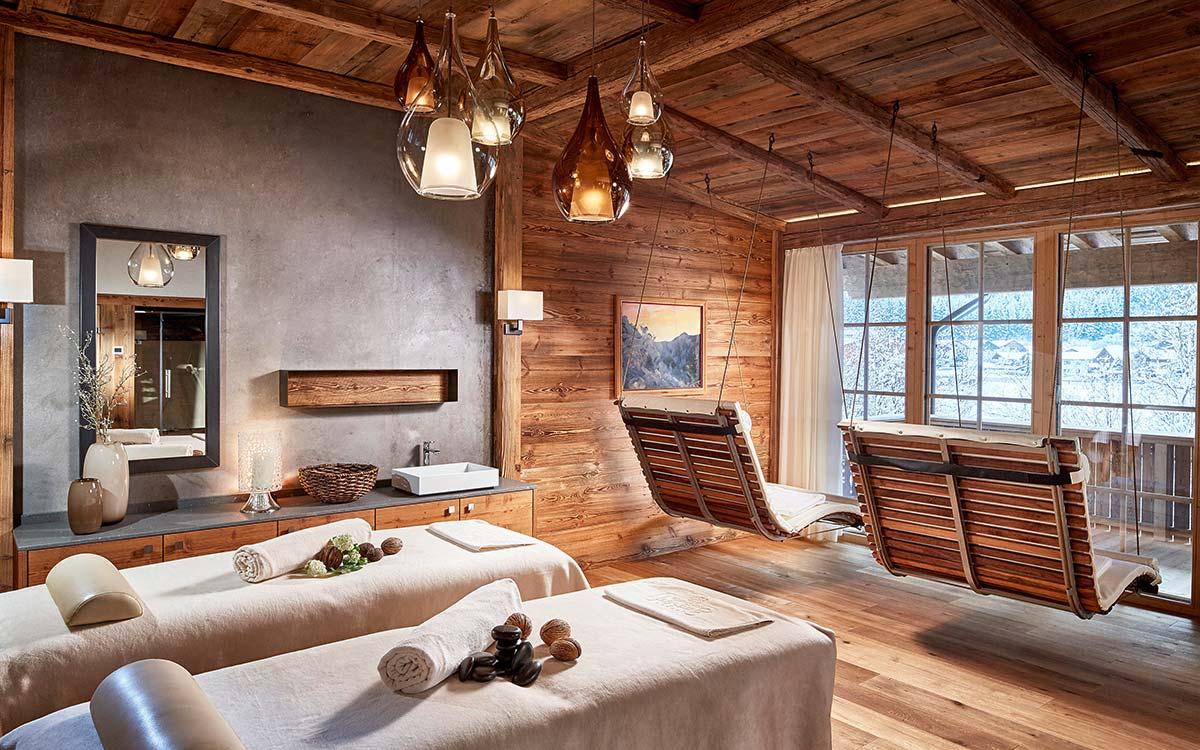 Private Spa Suite Hotel Jagdhof Tyrol Austria