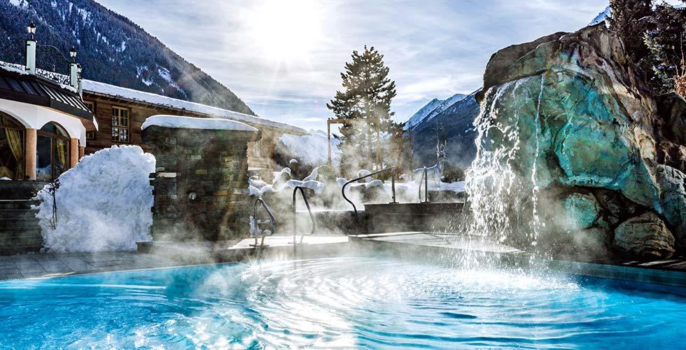 SPA-HOTEL Jagdhof 5-Sterne-Wellness