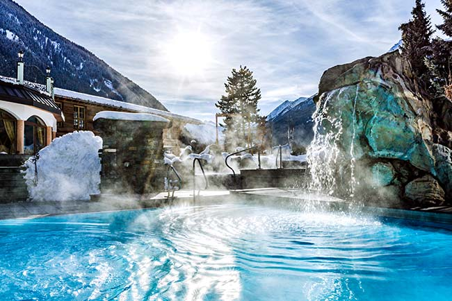 SPA Hotel Jagdhof Neustift Tirol