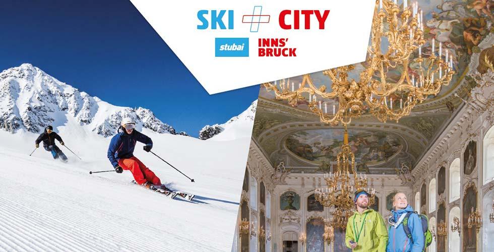 Ski News die besten Skigebiete Österreich 2019-2020_Ski plus City Pass Stubai Innsbruck c Andre Schönherr
