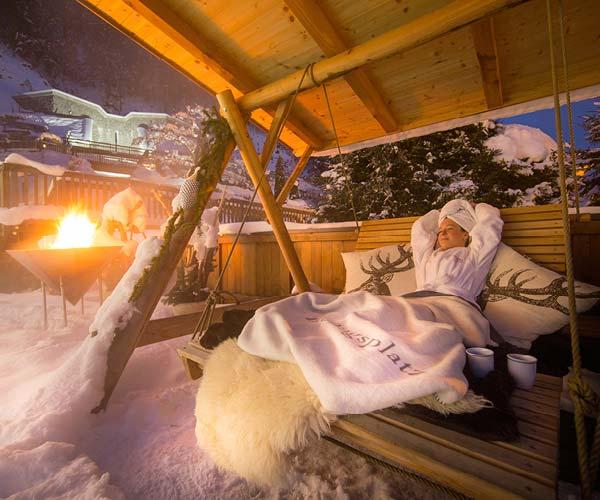 Ski holidays Sporthotel Alpenblick spa