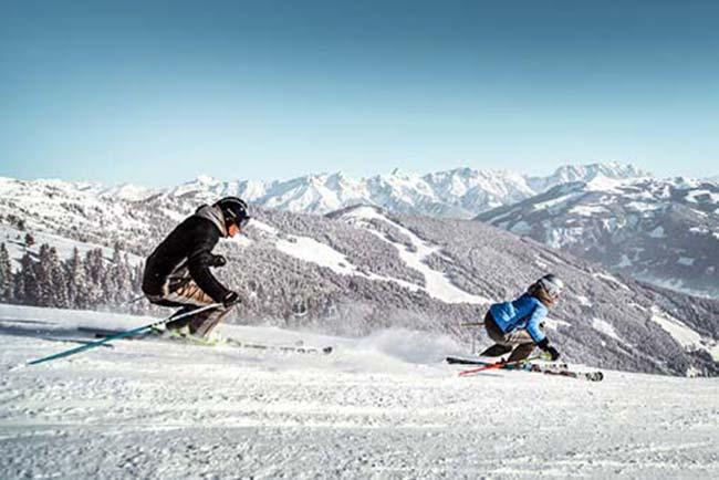 Skiing Holidays SalzburgerLand