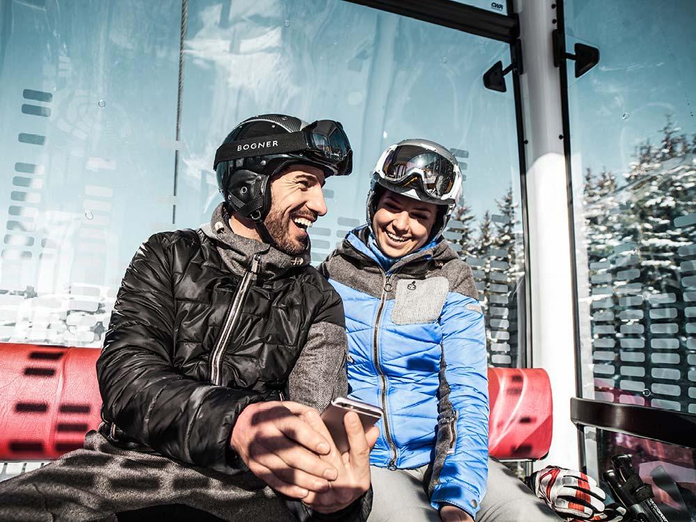 Unlimited skiing in Zell am See Kaprun SalzburgerLand
