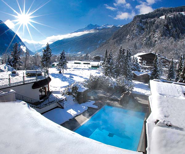Wellness Break 5 star Hotel Jagdhof Tyrol