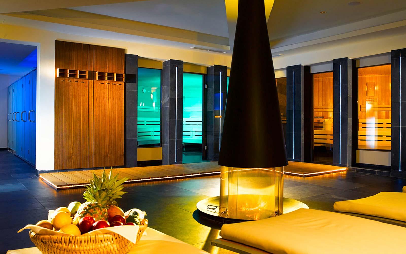 5 star Schlosshotel Fiss Tyrol Austria family wellness hotel