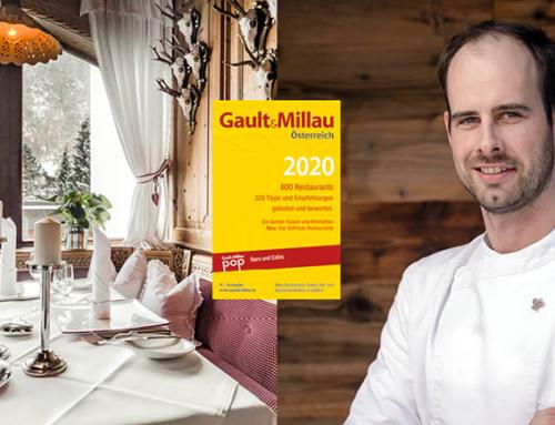 Gault&Millau 2020: Top-Aufstieg Hubertus Stube