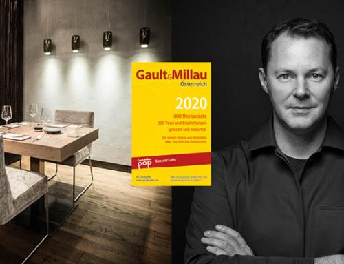 Gault&Millau 2020: 5 Hauben für Simon Taxacher