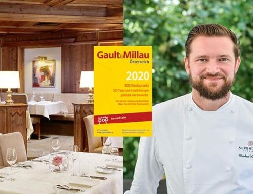 Gault&Millau 2020: Nr 1 im Kufsteiner Land