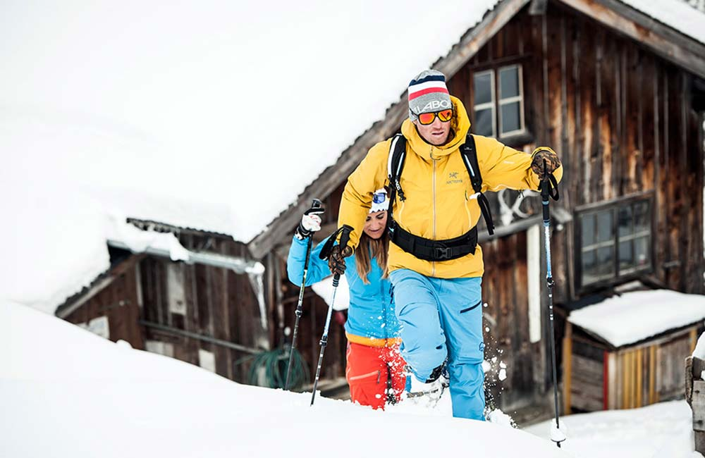 Winter sports tips from SPA-HOTEL Jagdhof in the Stubai Valley Austria