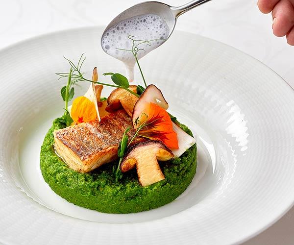 European Ayurveda Resort MANDIRA Styria Food