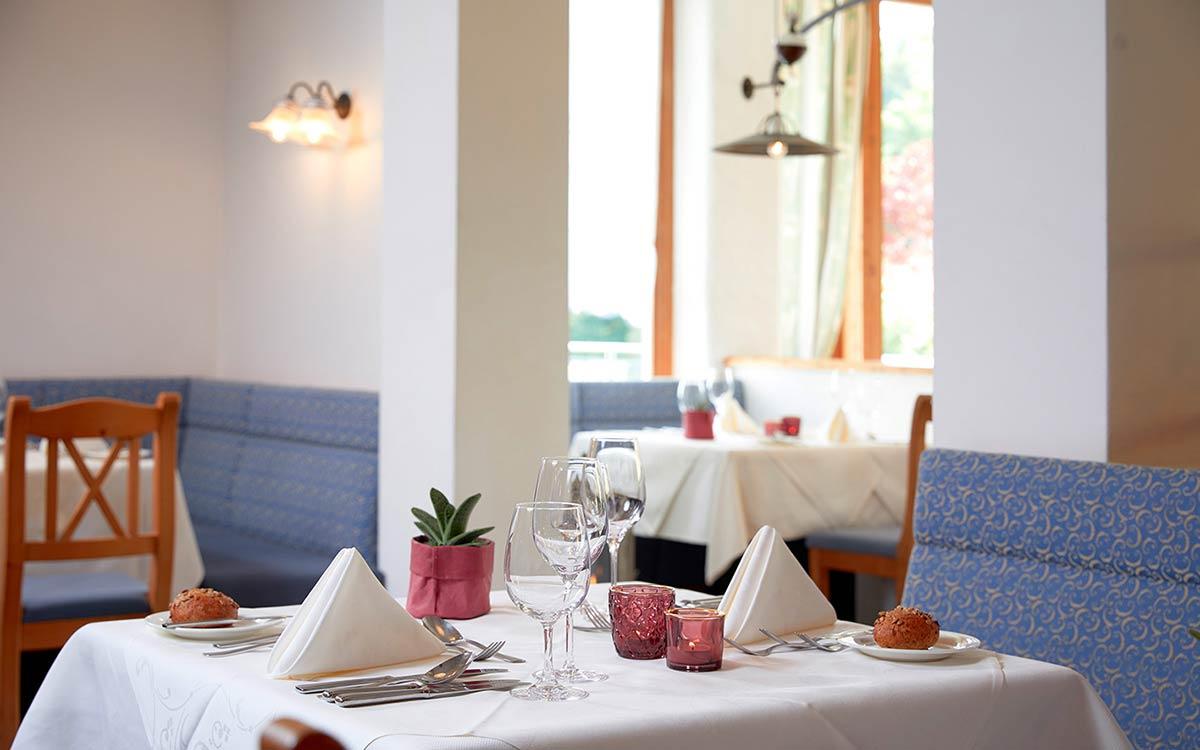 European Ayurveda Resort Mandira Styria restaurant