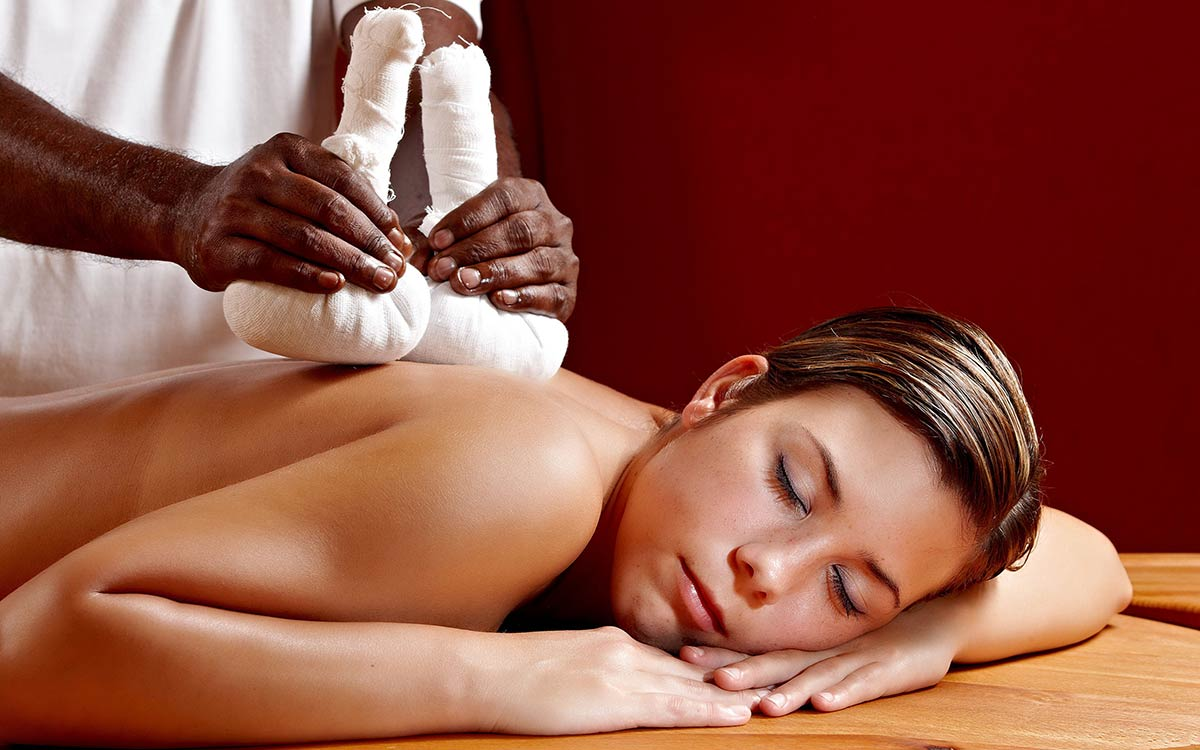 European Ayurveda Resort Mandira Styria massage
