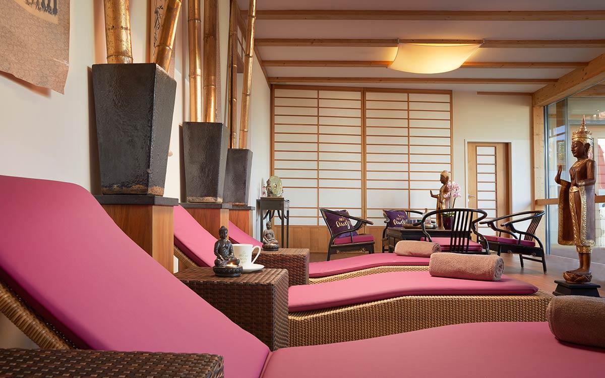 European Ayurveda Resort Mandira Styria spa