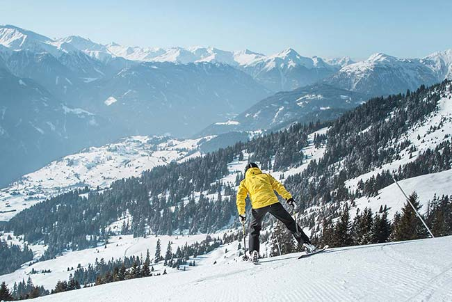 March Ski Deal - 5 star Schlosshotel Fiss Tyrol Austria - Niche Destinations