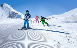 Ski holiday with Kids - Sporthotel Alpenblick Zell am See