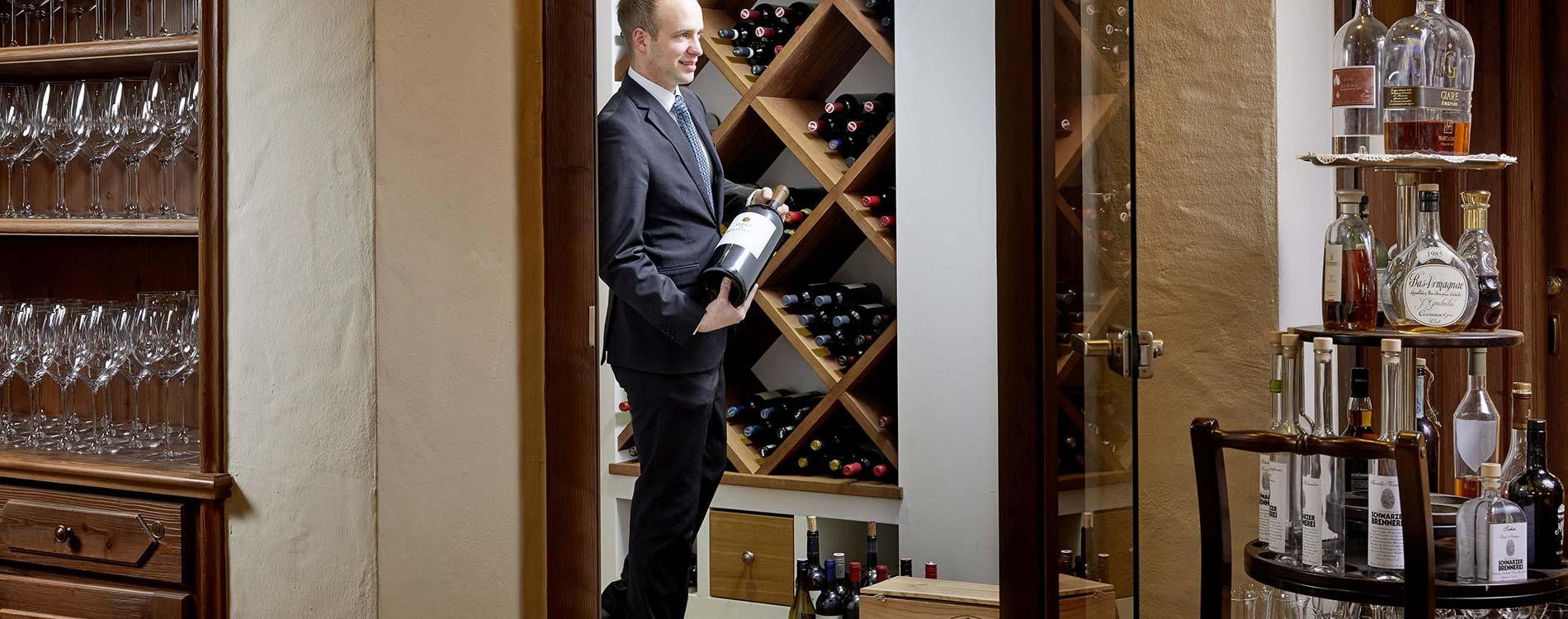 Wine tasting breaks | ALPENrose | Kufstein, Tyrol | Niche Destinations