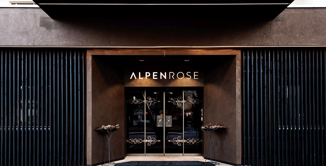 For THE YOUNG & YOUNG AT HEART: Alpine & urban at the ALPENrose in Kufstein, Tyrol, Austria