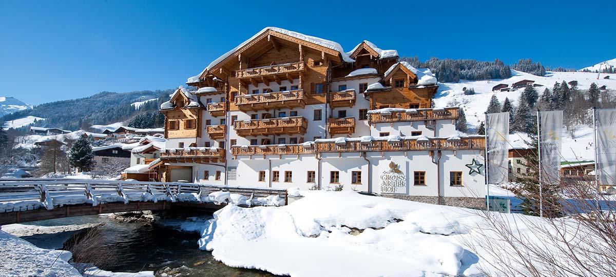 4 star superior Small Luxury Hotels of the World Grossarler Hof
