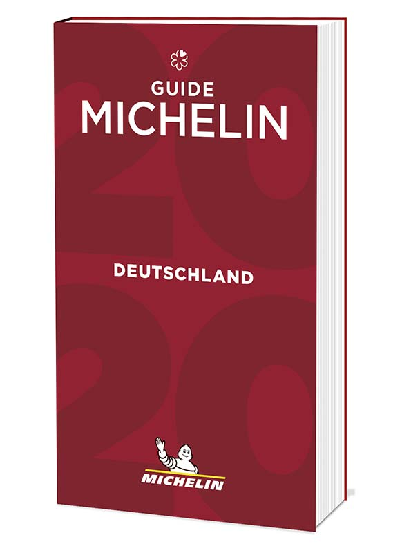 Guide Michelin 2020 Deutschland Michelin Reifenwerke AG & Co. KGaA 3D