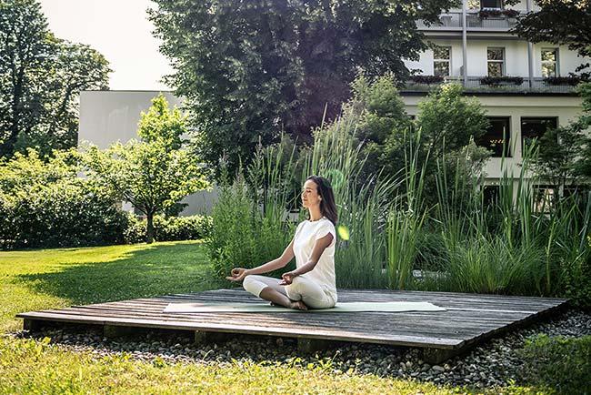 Yoga retreat - Mayr