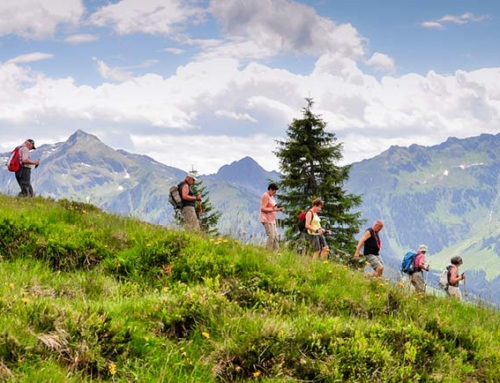 Holiday in the Alpbach Valley
