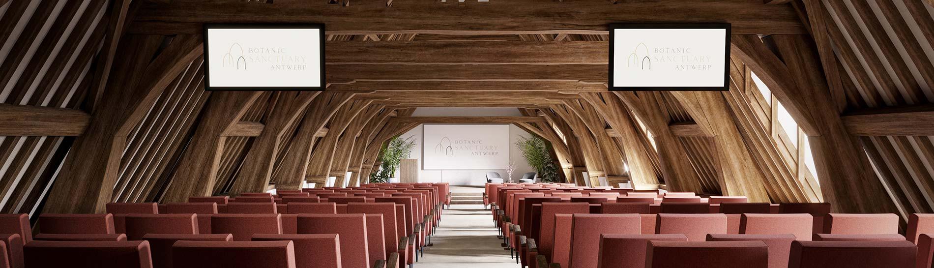 Niche destinations - Botanic Sanctuary Antwerp - meetings