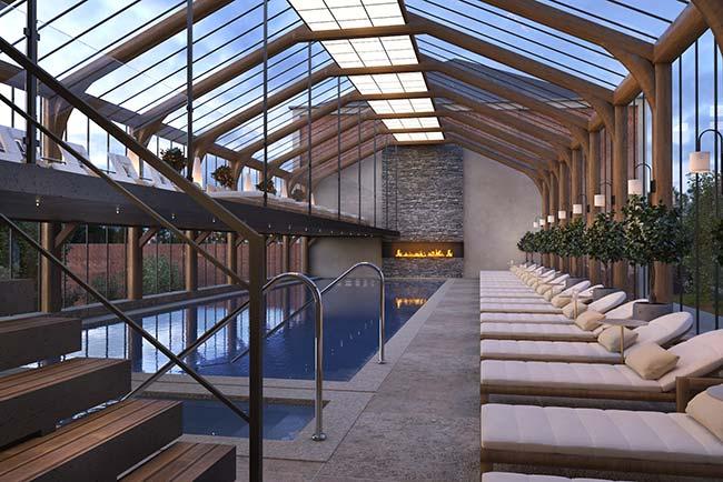 Niche destinations - Botanic Sanctuary Antwerp - spa