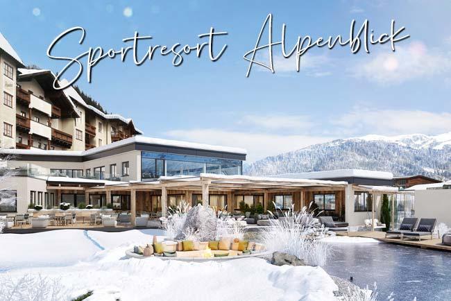 Sportresort Alpenblick Hotel Zell am See Austria Niche Destinations 2
