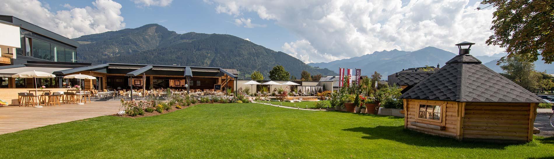 Sportresort Alpenblick Hotel Zell am See Austria Keyfotos Niche Destinations 5