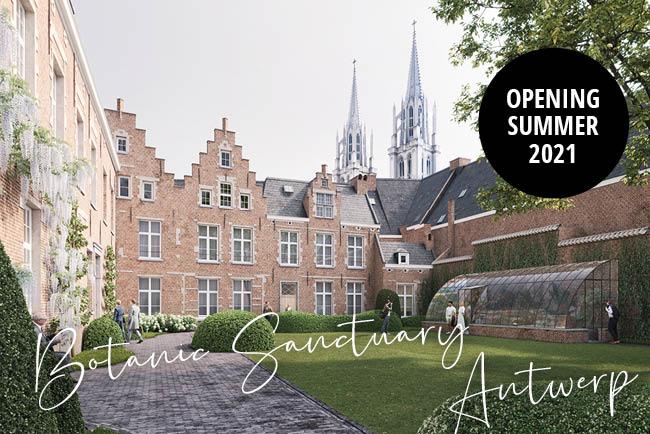 Niche Destinations - Botanic Sanctuary Antwerp