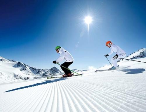 Gentle winter sports