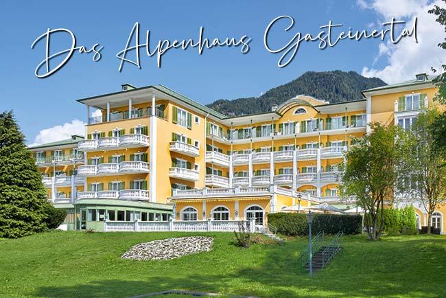 Niche Destinations - Das Alpenhaus Gastein